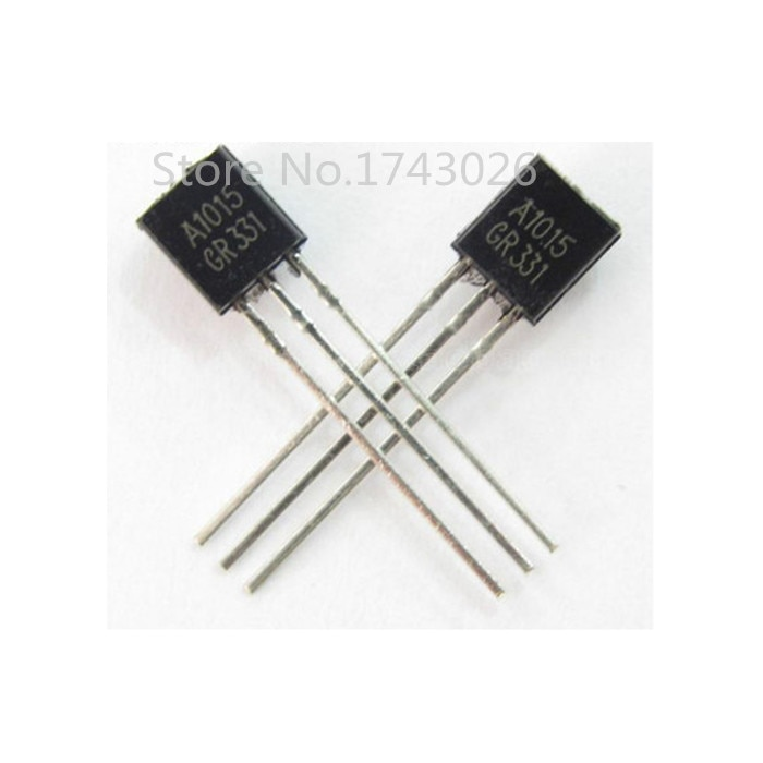 2SA1015 A1015 a 92 A1015-GR Transistor 100% Original nuevo 200 Uds IC.