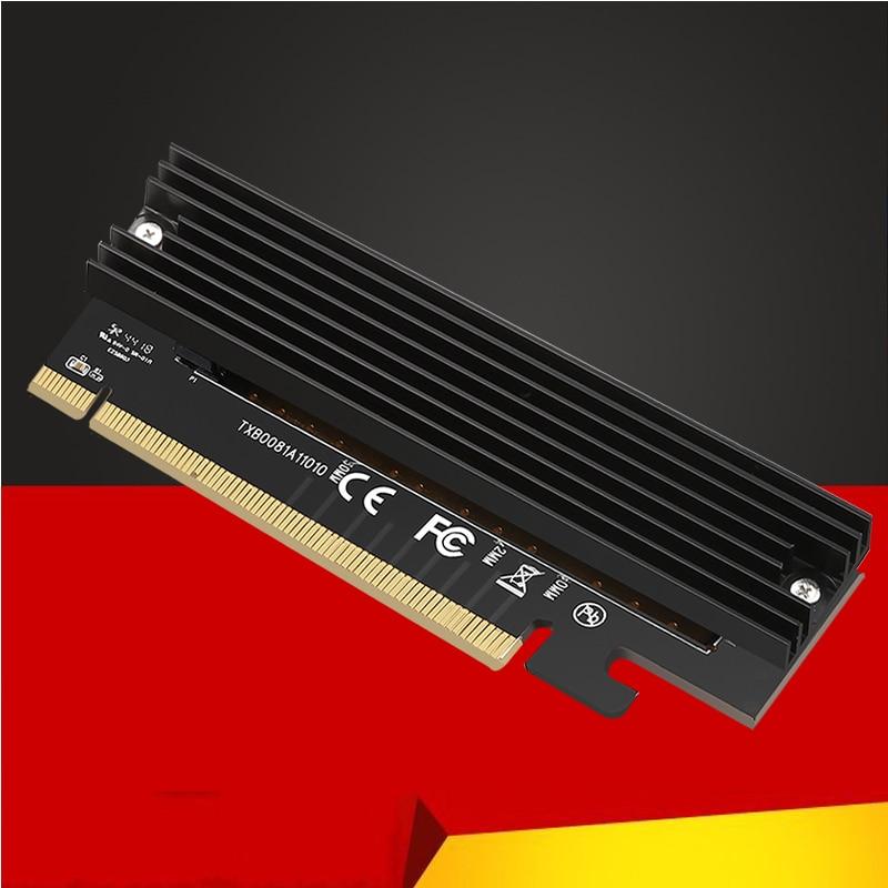 BTBcoin добавить на карты PCIE в M2 адаптер M.2 в PCIE X16 адаптер M2 SSD адаптер SSD M2 NVME PCI-E M ключ поддержка 2230-2280 M. 2 SSD