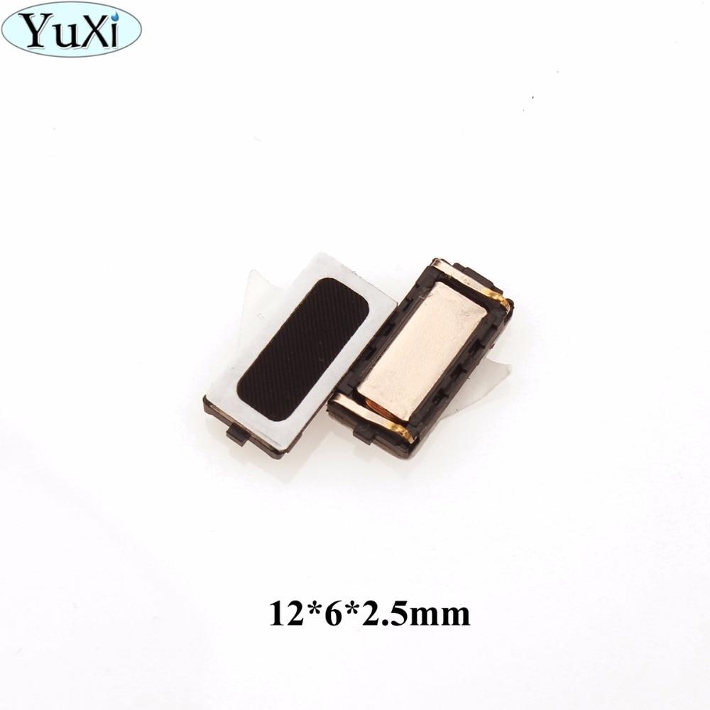 YuXi Ear Speaker Earpiece For Asus zenfone 2/4/4.5/5/6/5 for Xiaomi Mi1 Mi2 Mi3 Speaker Mobile Phone Parts Replacement