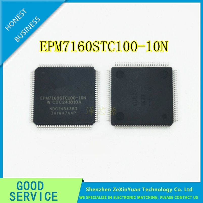 10 Uds 20 piezas EPM7160STC100-10N EPM7160STC100-10 EPM7160STC100 EPM7160 mejor calidad original