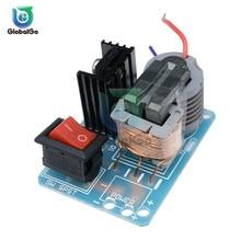 15кВ DC напряжение дуговой генератор зажигания инвертор повышающий 18650 трансформатор люкс 3,7 В высокая частота