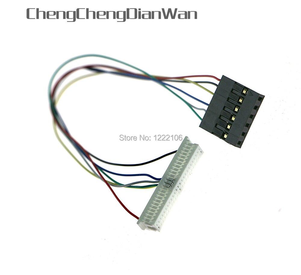 ChengChengDianWan 5 TEILE/LOS für nand-x zu cool runner kabel installieren kit kabel verbinden kabel für xbox360