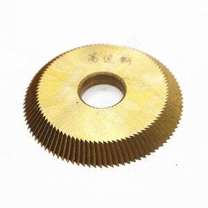 Image 5 - Титановый defu 16x60x6 мм Фрезерный резак для 238BS/2AS/Φ горизонтальный фрезерный резак 60*16*6 мм