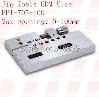 Tornos de Abertura Máquina de Corte de Aço Ept-705-100 de Edm 100mmsus440 o Suporte para Edm Inoxidável : Fio