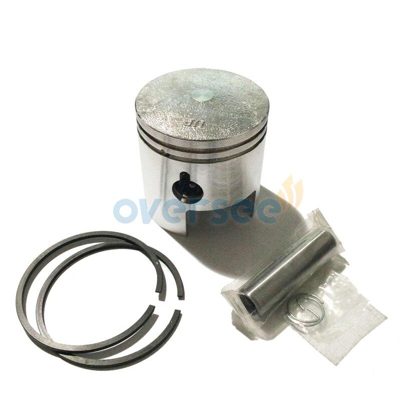 350-00001 350-00011 60 мм комплект с кольцом для Tohatsu Nissan 18HP M NS, подвесной мотор, лодочный мотор