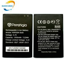 New Prestigio MultiPhone PSP5504 DUO 5504 1950mAh Replacement Li-ion Battery+Tracking Code