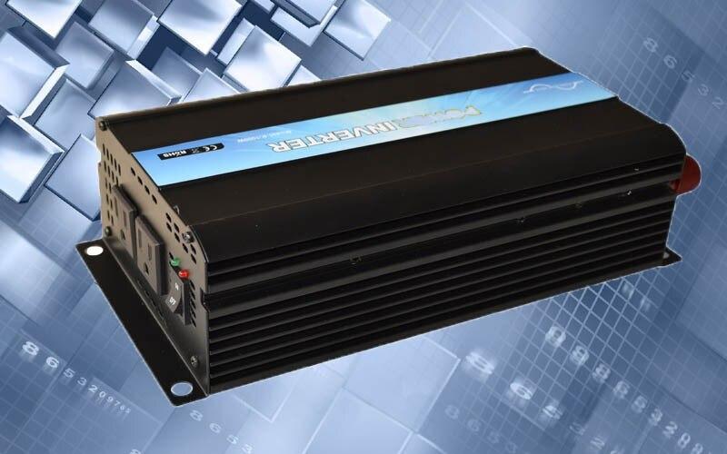 CE RoHS SGS IP30 aprobado, arranque suave portátil fuera de la red dc a ac inveter, inversor de frecuencia 1000w