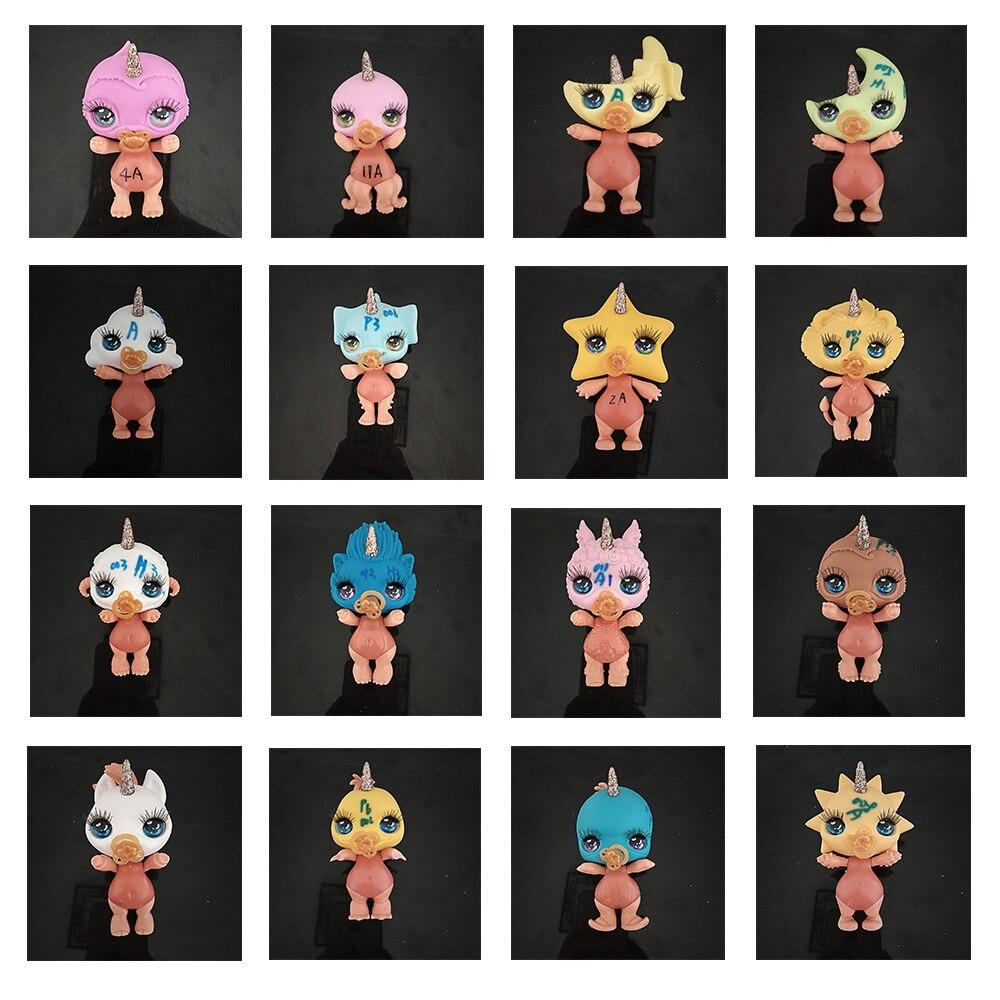 Poopsie Baba unicornio escupir moco muñeca juguetes aficiones juguete alivio del estrés Squeeze para niños blando