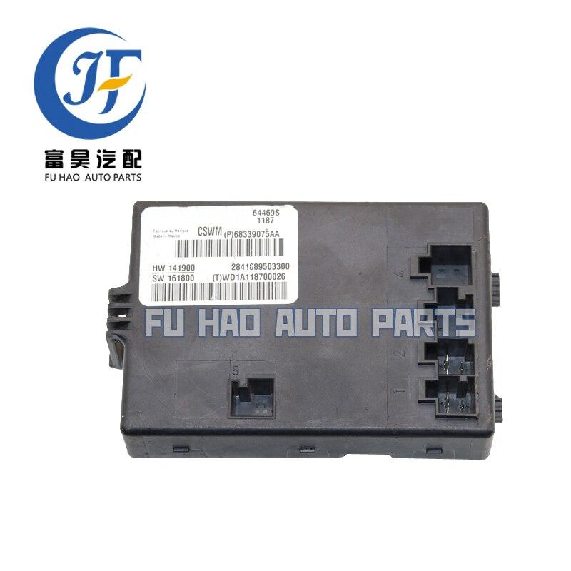 Original Seat heating control module For Dodge 68339075AA 68339075