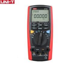 UNI T UT71B professionelle digitale multimeter alicate amperímetro ac / dc ampere kapazität meter auto range digital-multimeter