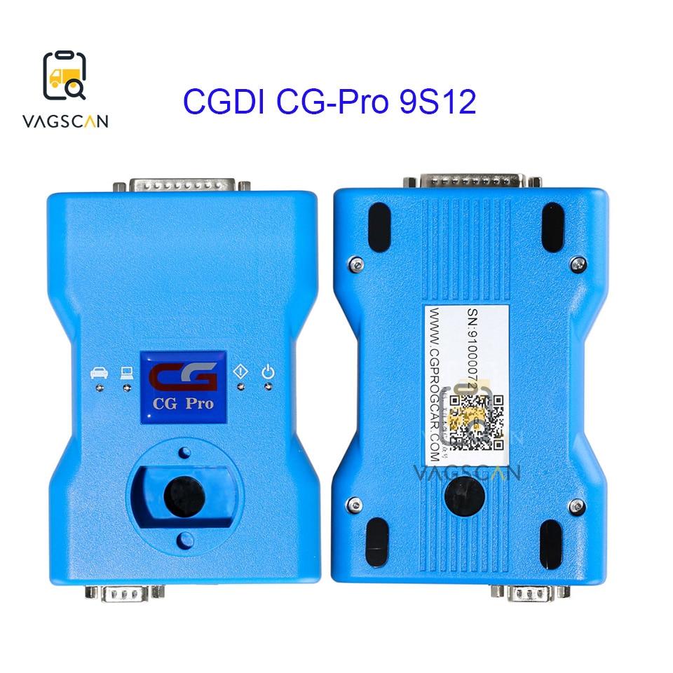 Programador automático CGDI CG Pro 9S12 para MB EIS CAS4 BCM BCM2