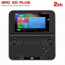 GPD XD PLUS 5 Inch Android7.0 Gamepad Tablet PC4GB/32GB MTK8176 SIX Core 2.1GHz Handled Game Console