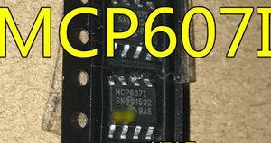Free shipping 10pcs/lot MCP607-I/SN MCP6071 MCP607I sop-8 new