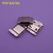 Sansung-Mini chargeur USB   5 pièces/lot, pour Galaxy S3 Neo I9301 Mini, Port de charge, prise de charge, remplacement 11broches