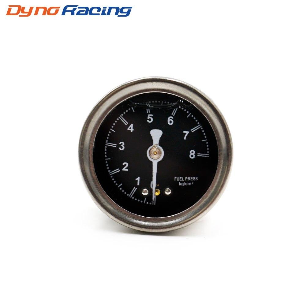 Жидкостный топливный пресс, манометр, Черный регулятор R32 R33 R34 S15 Универсальный JDM YC100491