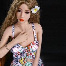 155cm 57 # TPE avec des poupées de sexe squelette en métal réel masturbateur vajina amour poupées poupées de sexe masculin pour les femmes vagin réaliste