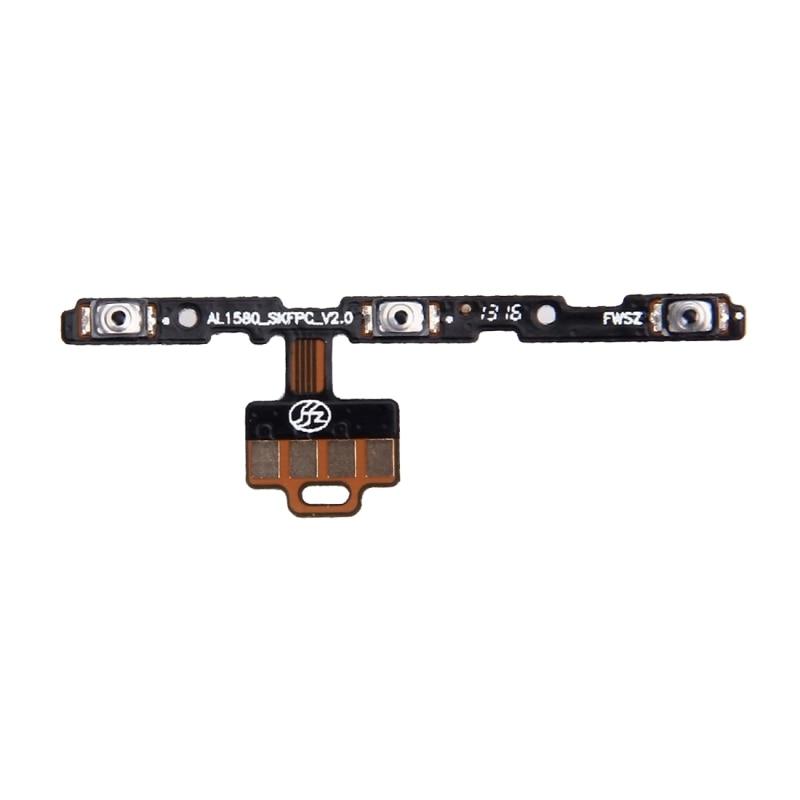 Botón de encendido de alta calidad y botón de volumen Flex Cable...