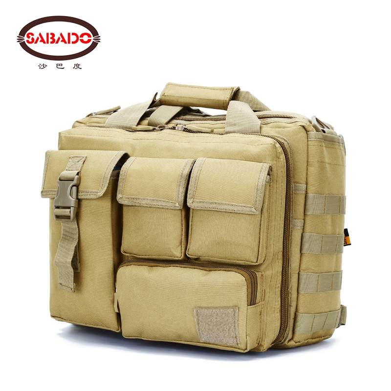 600d poliéster exterior senderismo bolsillo mensajero bolsa ejército montañismo portátil herramientas bolsos camuflaje bolsas tácticas militares