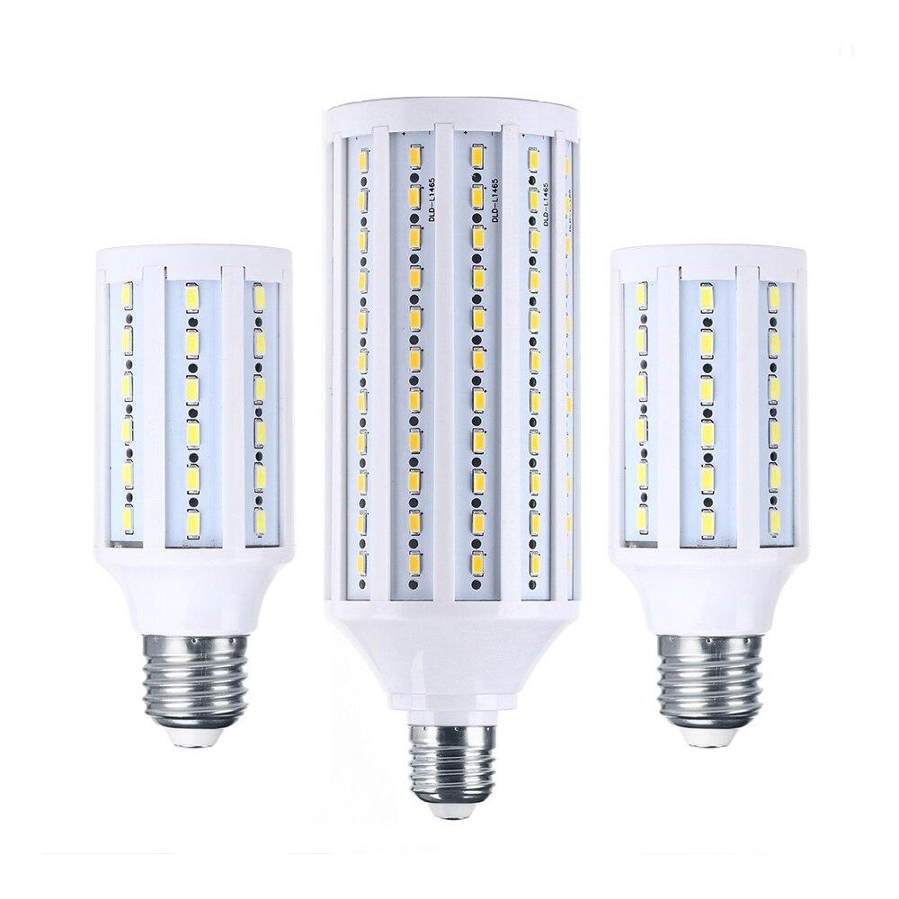 Super Helle 5W 7W 12W 15W 25W 30W 40W 50W E27 5730 SMD LED Lampe 220V 230V Hohe Qualität Lampada Mais Licht Energie Sparen