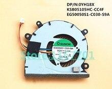 Ventilateur de refroidissement pour ordinateur portable/ordinateur portable pour Dell Latitude E6430U 6430U KSB05105HC-CC4F EG50050S1-C030-S9A 0YH18X