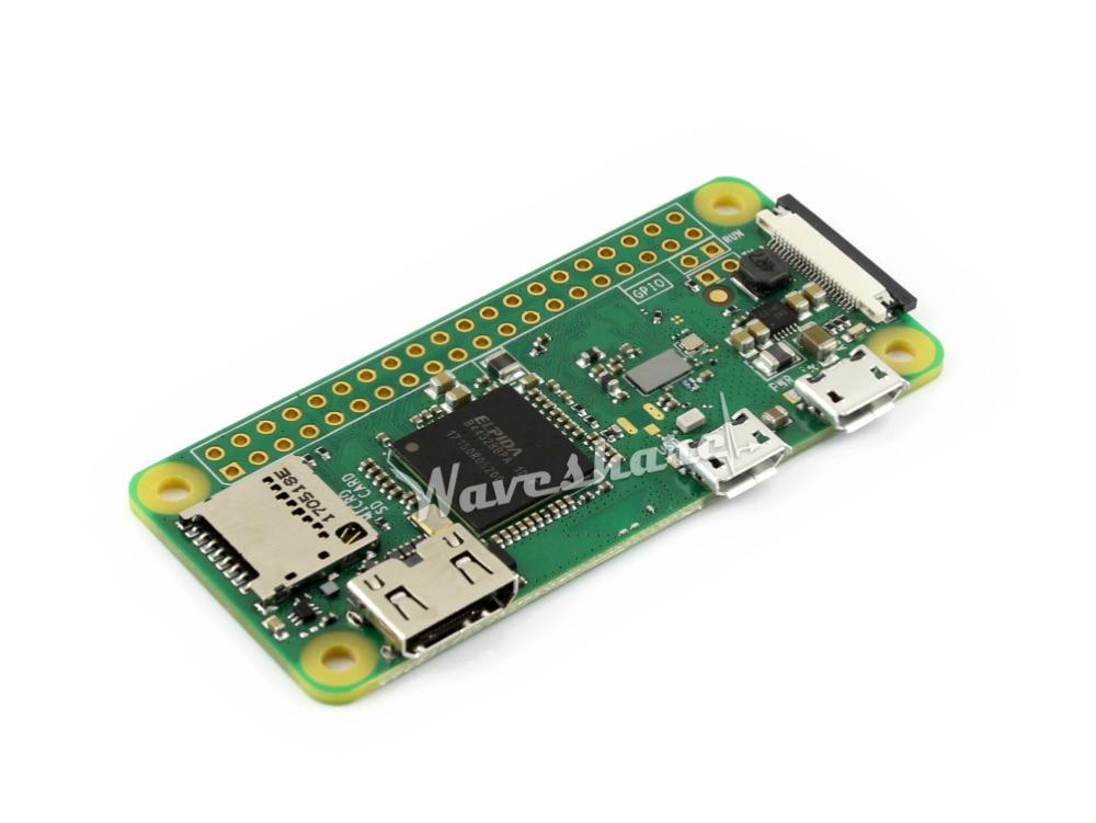 Raspberry Pi Zero W BCM2835 1 Ghz ARM11 Single Core Processor 512 Mb Ram Met Ingebouwde Wifi & bluetooth Draadloze Starter Kit