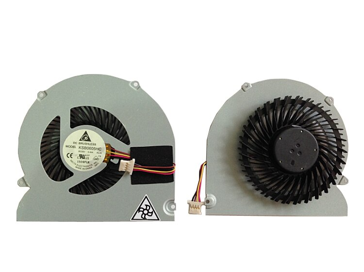 DLETA KSB0605HC-AL2A DC5V 0.45A laptop fan cooler