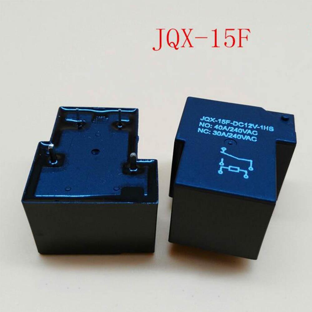 Электромагнитное реле высокой мощности (12 В, 4Pins + 12 В, 5Pins + 18 В, 5Pins + 12 В, 6Pins + 24 В 6 Pins), 5 типов, 1 шт.
