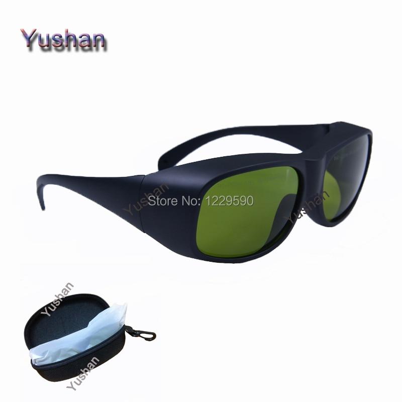 Multi Wavelength Eye Laser Protective Goggles Glasses 755&808&1064nm ND:YAG Laser protection Glasses