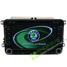 Capacitive Screen Car DVD Radio Multimedia Navi With Bluetooth RDS GPS Stereo Headunit For Skoda Octavia Fabia Rapid Superb Yeti