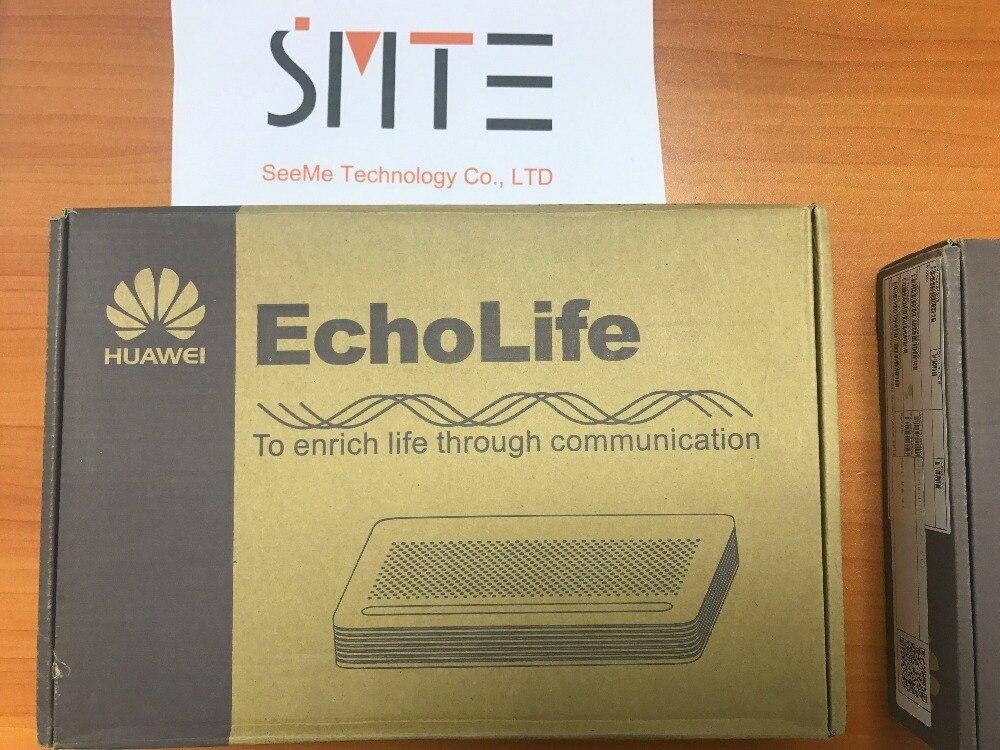 Hw onu gpon echolife hg8245 4ge 2 potes 1usb apoio wifi firmware inglês