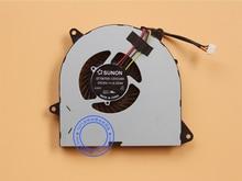 Yeni cpu soğutucu fan Için Lenovo IdeaPad 100 110 15 100-15 110-14IBR 110-15ACL TianYi 100-15IBD EF70070S1-C010-S9A DC 5V 2.25W