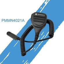 Mag one de Motorola PMMN4021A Microphone haut-parleur à distance avec prise Audio 3.5mm pour Motorola GP328 HT1250 HT750 MTX950 MTX8250