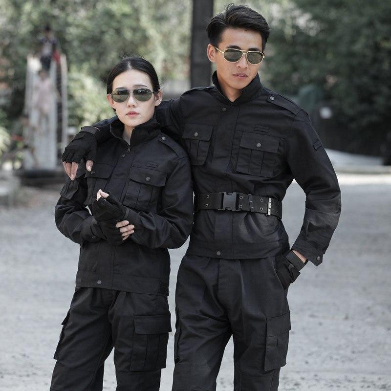 Uniforme Militar negro, Uniforme de combate táctico, Uniforme Militar, Tatico Multicam CS, ropa de combate, ropa de caza para hombres