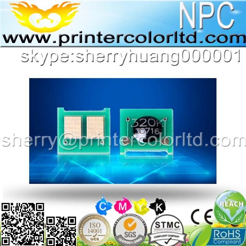 Recarga de cartuchos de tóner Kit de chips para HP CE400A/CE400X/CE401A/CE402A/CE403A/507A/507X/HP Color LaserJet Enterprise Flujo de M575C