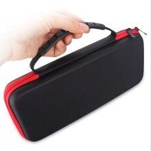 Étui Portable pour ntint Switch sac de rangement de jeu pochette rigide en PU pour Nitendo Switch NS accessoires de Console avec 5 support de jeu