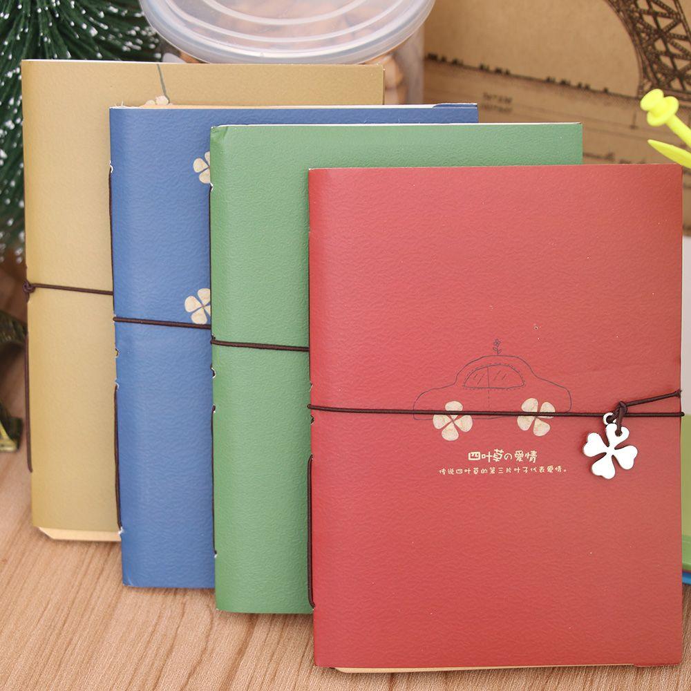 1 шт. канцелярские строки ретро мини-заметки Классические карманные дневные страницы пустой дневник блокнот планировщик школьные принадле...