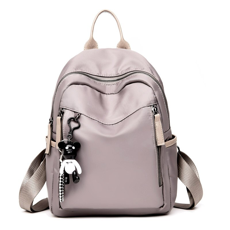 2019 New style WOMEN'S bag Korean style Stylish backpack women's Leisure Travel Backpack fashion lar
