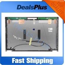 Remplacement de la nouvelle coque arrière en argent pour ordinateur portable LCD une coque pour Dell Latitude 3330 Vostro V131 0N6VWR N6VWR