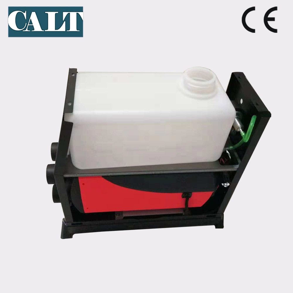 New products 5kw 12v 24V integrated air parking heater diesel greenhouse heating air conditioner with manual switch controller enlarge