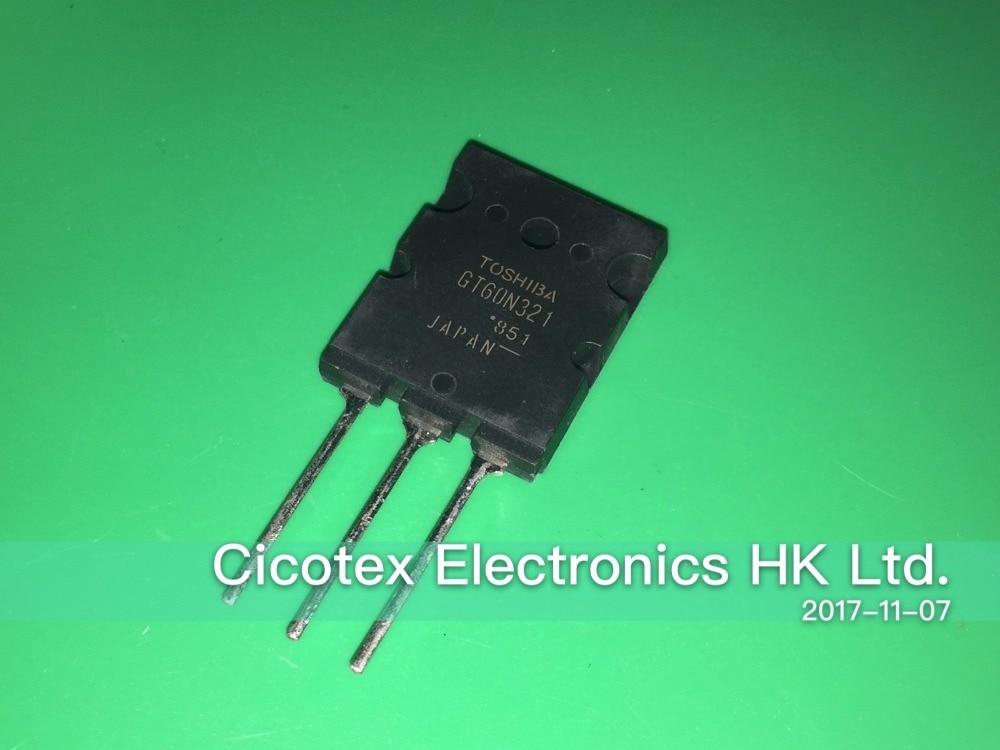 5pcs/lot GT60N321 TO-3PL GT60N321(Q) IGBT 1000V 60A 170W TO3P LH