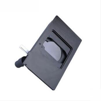 "PT-6 XY Mobile Platform, Manual Translating Stage, Microscope Stage, Optical Table, Travel Range: 6"" x 4"""