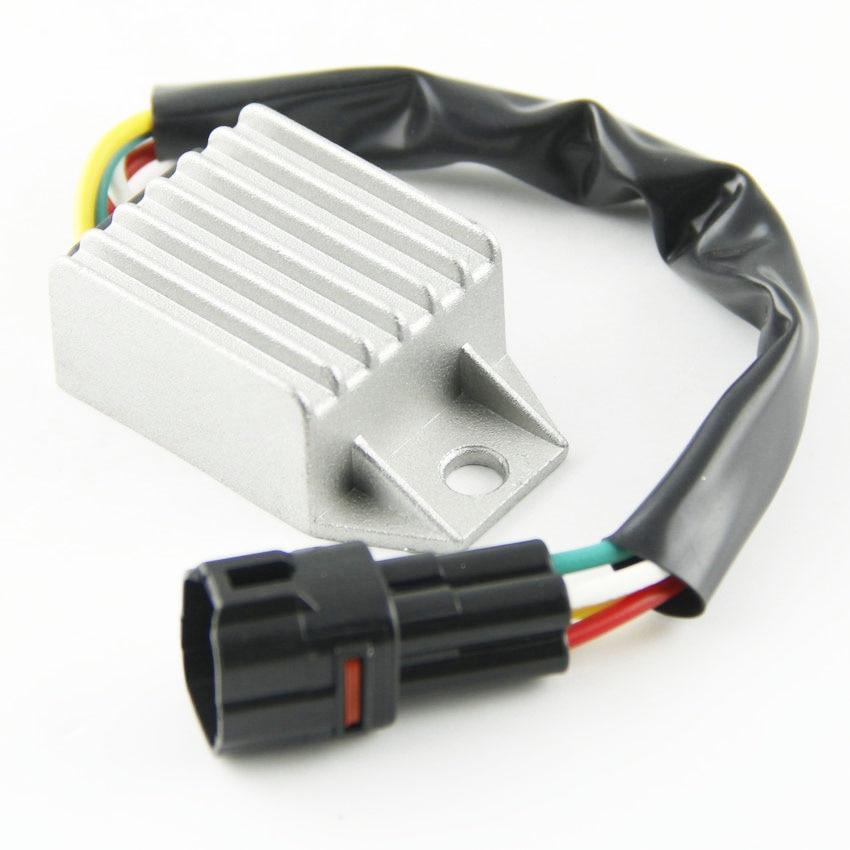 Rectificador regulador de voltaje de motocicleta para KTM 250 XC 200 EXC 250 XC-W 200 XC-W 125 SX TYLA RATTRAY