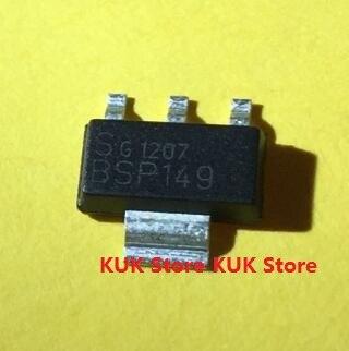 HMICICAWK Original 100% nuevo BSP149 BSP149L6327 BSP149H6327 BSP149E6327 SOT-223 10 unids/lote