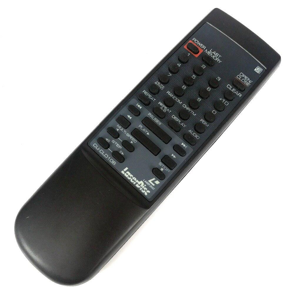 Новый пульт дистанционного управления CU-CLD106 для Pioneer DVD CU-CLD148 CU-CLD048 CU-V154 CU-V141 Fernbedienung