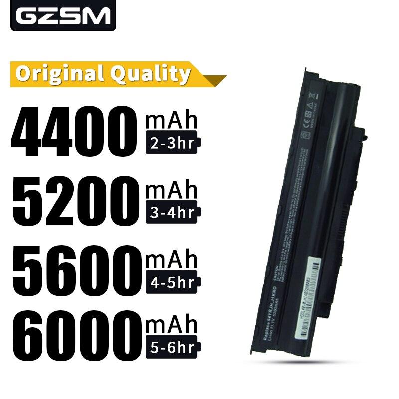 Аккумулятор HSW для ноутбука Dell Inspiron 13R 14R 15R 17R M501 M5010 N3010 N4010 N5010 N5030 N7010 451-11510, J1KND, WT2P4
