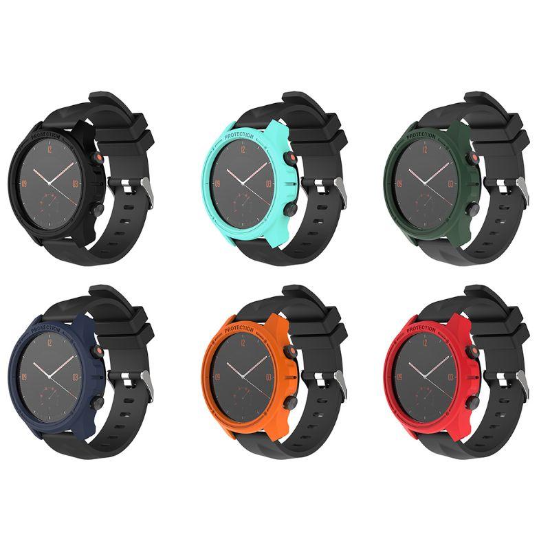 Carcasa protectora de PC duro a prueba de golpes antiarañazos para Ticwatch C2 Smart Watch accesorios deportivos