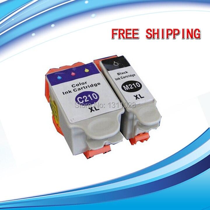 Tinta forma M210 BK M215BK 20 ml M210 C 36 ml cartucho de tinta compatible con chip para CJX-1000 CJX-1050W CJX-2000