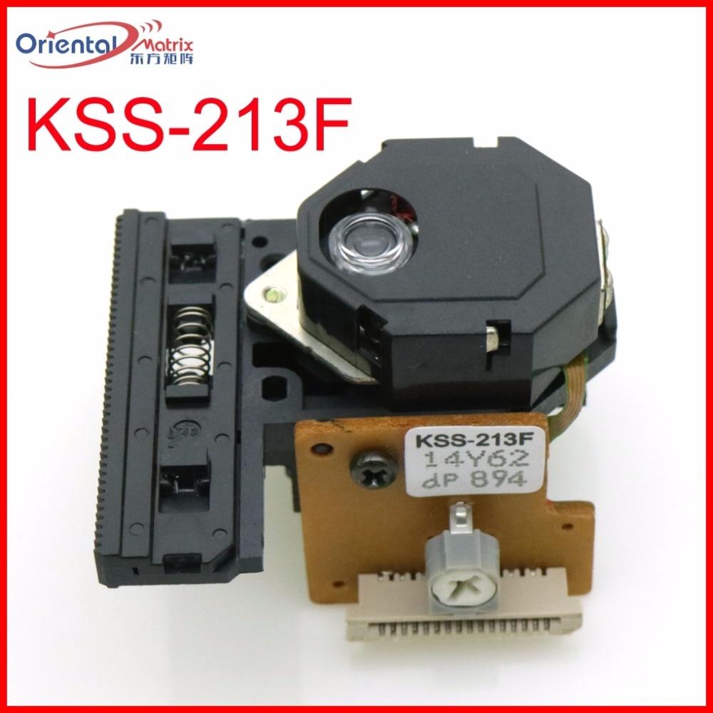 Бесплатная доставка 10 шт. KSS-213F Оптический Пикап KSS213F CD лазерный объектив оптический пикап
