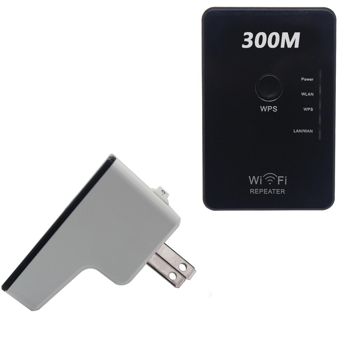 NOYOKERE alta calidad 802.11N Wifi repetidor inalámbrico-N AP extensor de rango 300Mbps amplificador de señal WLAN US