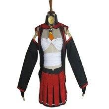 2018 Kantai Collection cuirassé japonais Musashi uniforme sur mesure Cosplay